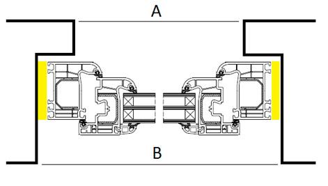 Bekannt Fenstermaße - praktische Hinweise vom Fensterhersteller OE06