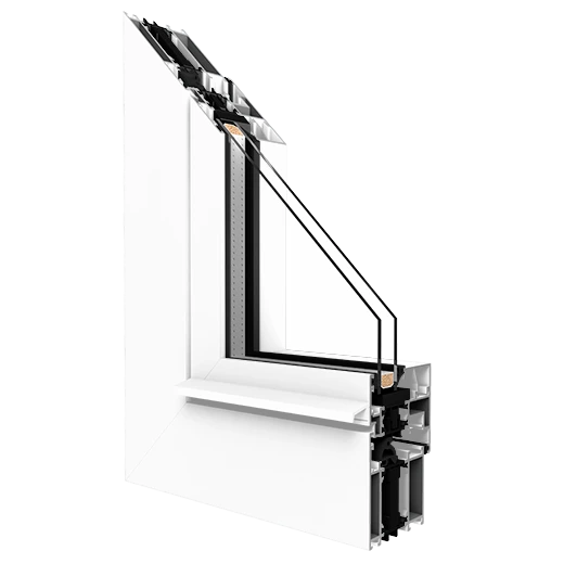 Fensterprofil MB-70HI
