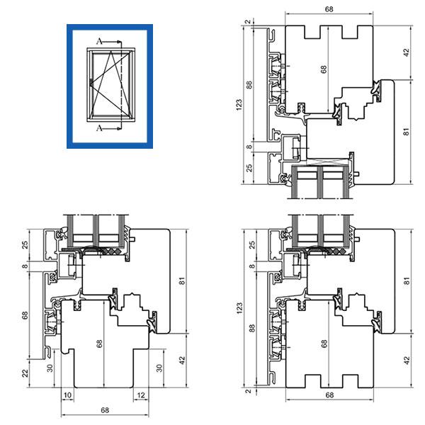 Holz Aluminium Fenster Duoline 68 Kiefer Konfigurieren Und Kaufen