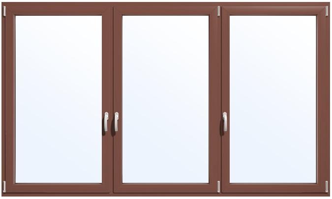 kunststofffenster braun kaufen optische alternative zum holzfenster. Black Bedroom Furniture Sets. Home Design Ideas
