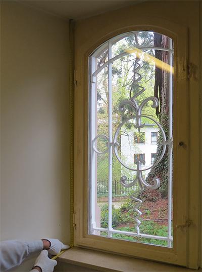 Fenster professionell ausmessen ratschl ge f r das for Fenster messen