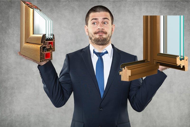 Kunststofffenster vor und nachteile richtige - Holz oder kunststofffenster ...