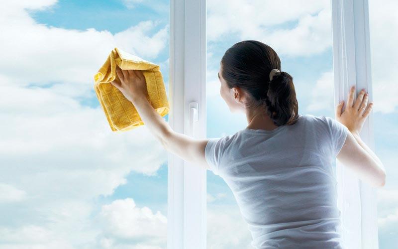 Sehr Pflege von Kunststofffenstern – das müssen Sie beachten MT12