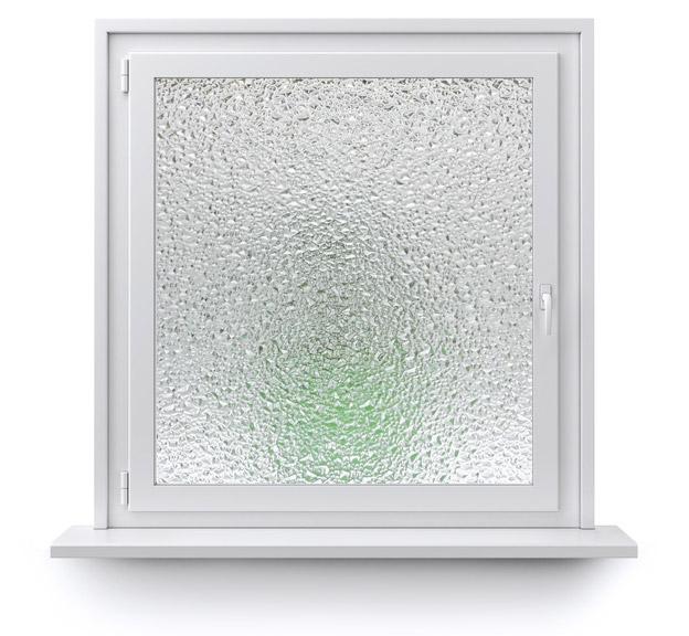 Ornamentglas – Blickschutz und Design für Türen und Fenster