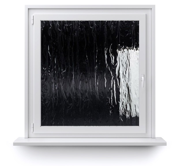 Hervorragend Ornamentglas-Fenster mit Silvit weiß und bronze kaufen GS99