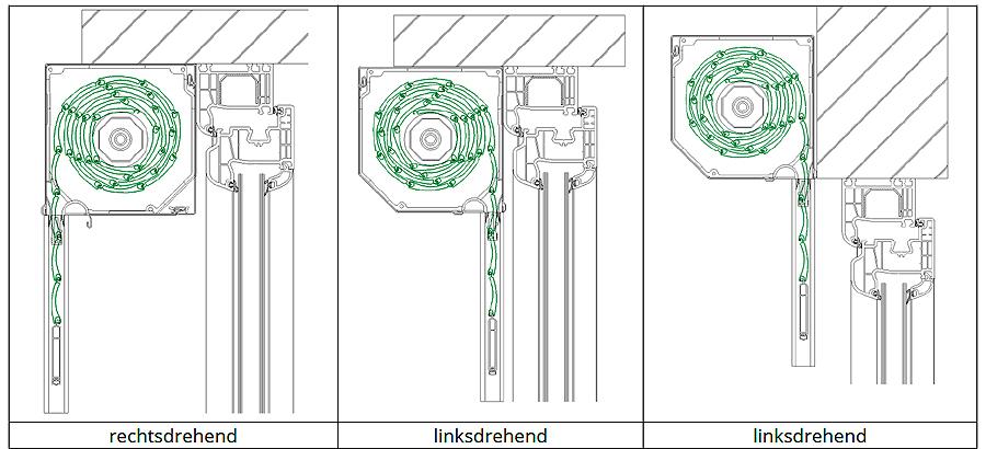 Turbo Rollladen Schritt für Schritt Messanleitung HX87