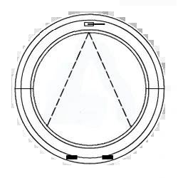 Berühmt Runde Fenster – Preisvorteil beim Online Fensterkauf QJ93