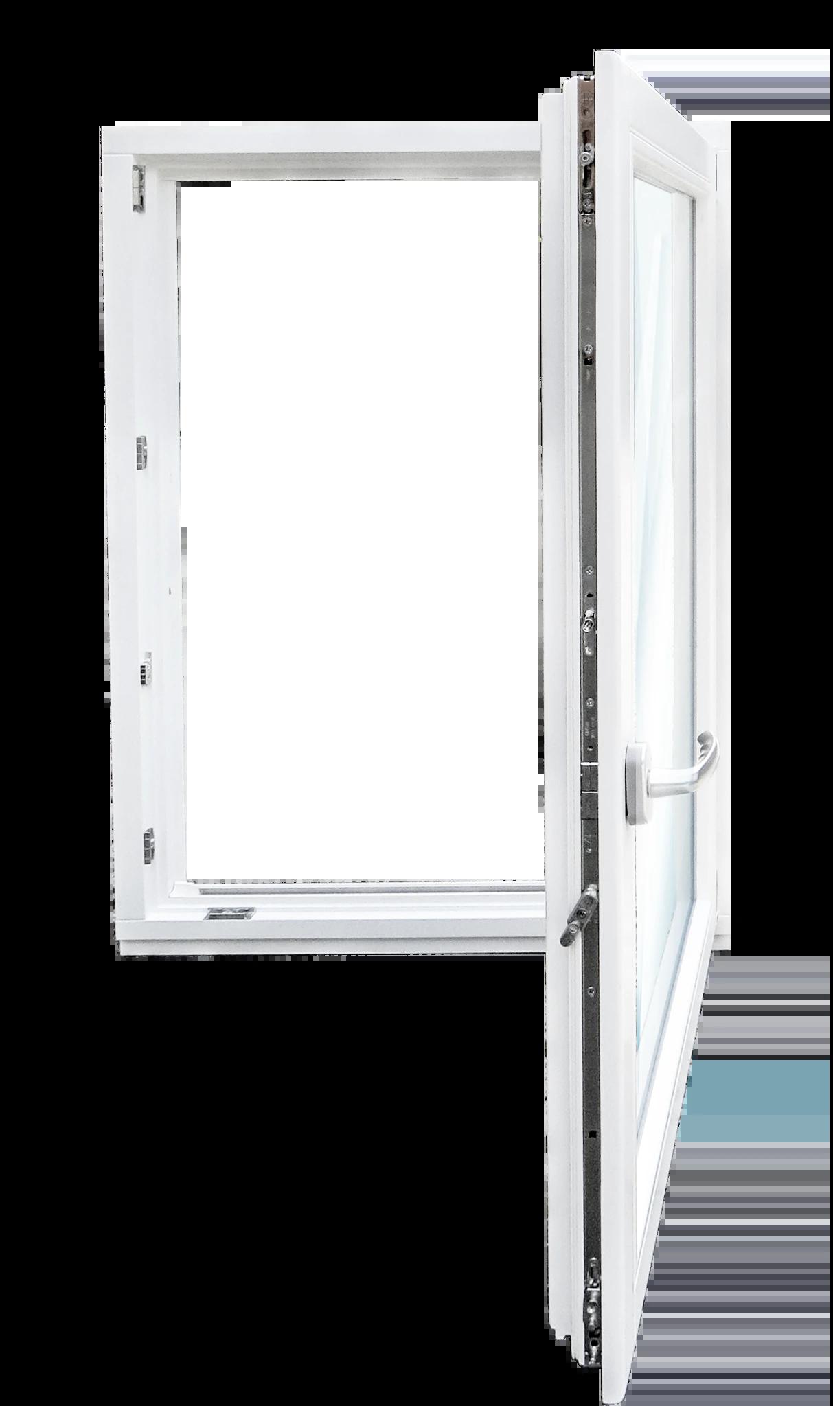 Business & Industrie ZuverläSsig Kunststofffenster Fenster Aus Polen 2-fach Schüco Fenster
