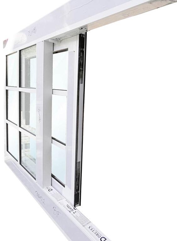 Vertikalschiebefenster