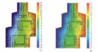 Schüco LivIngs Wärmedämmung mit optimierter 7-Kammer-Profilkonstruktion