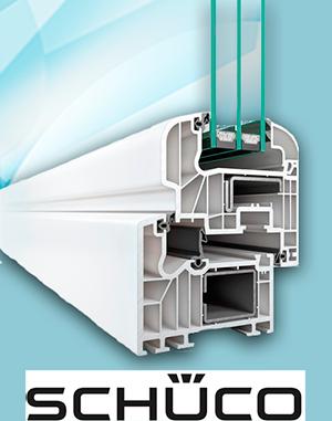 kunststofffenster 2 teilig fest sch co 6 kammer profil 1500x1000. Black Bedroom Furniture Sets. Home Design Ideas
