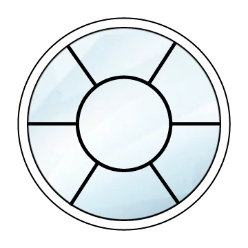 Hervorragend Runde Fenster – Preisvorteil beim Online Fensterkauf ME89