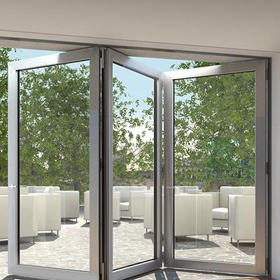 faltschiebet ren aluminium kaufen stabile und sichere. Black Bedroom Furniture Sets. Home Design Ideas