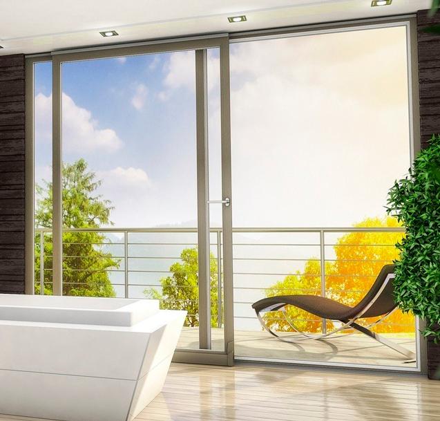 Terrassentur schiebetur einbruchschutz for Sicherung fur balkontur