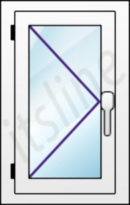 kunststofffenster sch co 5 kammer profil 1000x1200. Black Bedroom Furniture Sets. Home Design Ideas