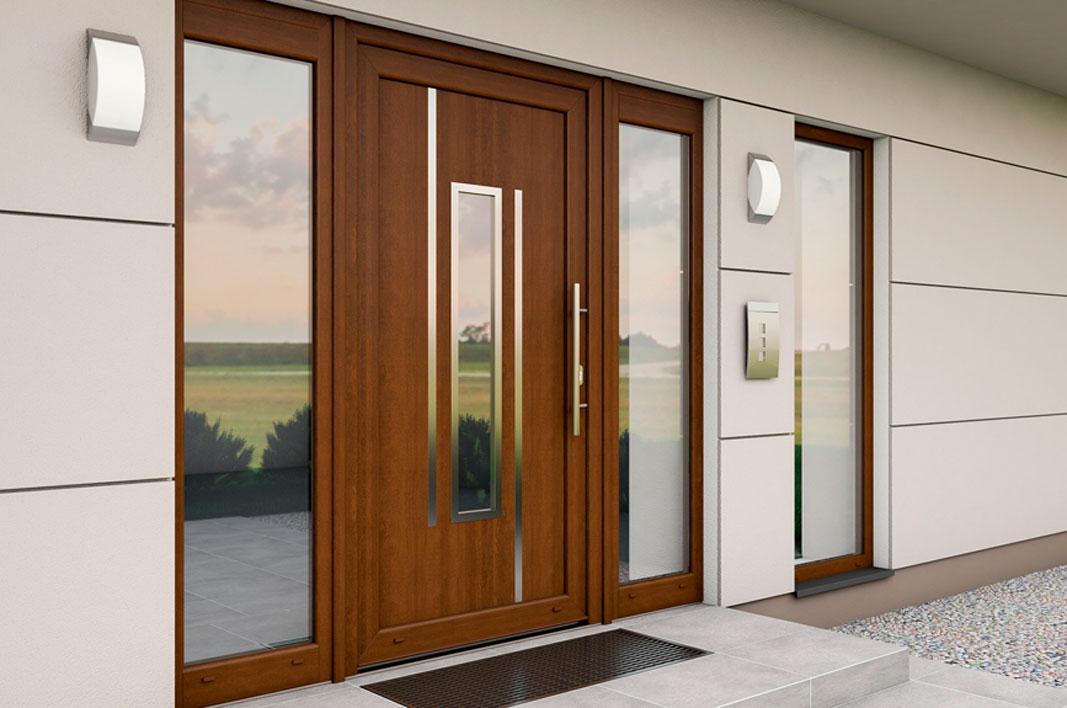 Eingangstüren – die perfekten Haustüren nach Maß für Neubau ...
