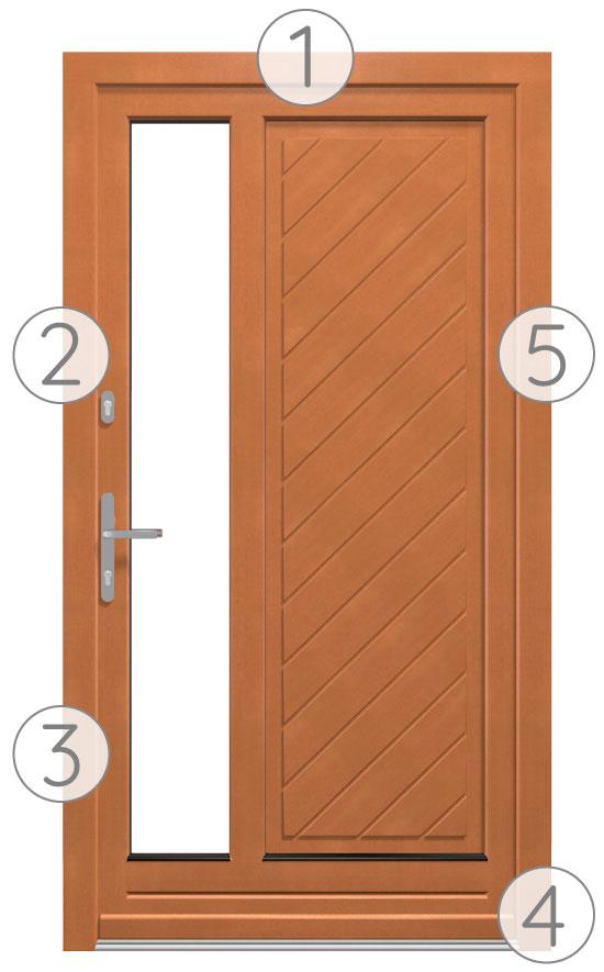 Haustüren Echtholz Für Innen Und Außen Kaufen