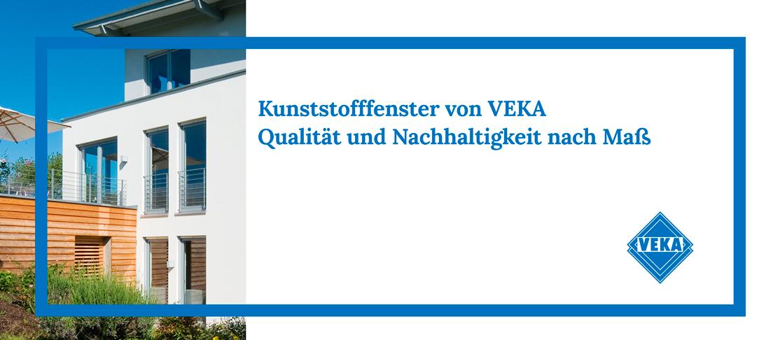 Super VEKA Kunststofffenster nach Maß günstig kaufen ID07