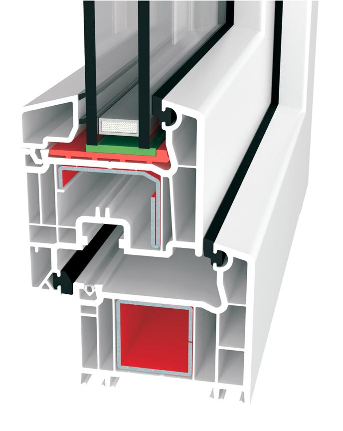 Berühmt VEKA Kunststofffenster nach Maß günstig kaufen OS55