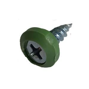 10 x Nippelschrauben / Klemmnippel für Rollladenführungsschienen. Nenndurchmesser x Länge: 4,0 x 10 mm. Kopfhöhe: 4,4 mm